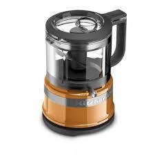 Kitchenaid Orange Toaster Kitchenaid Kitchenaid 3 5 Cup Mini Food Processor Tangerine