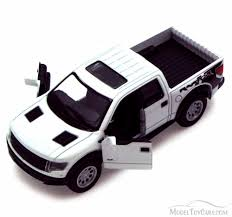 Ford Raptor Model Truck - 2013 ford f 150 svt raptor supercrew pickup w sunroof white