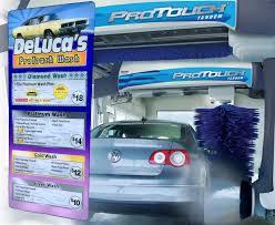 Self Service Car Wash And Vacuum Near Me Welcome Deluca U0027s Auto Wash Salisbury Amesbury Seabrook