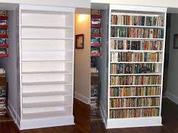 furniture 20 great photos diy built in bookcase design diy built