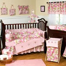 Brown And Pink Crib Bedding Pink And Brown Crib Bedding Ideas Home Inspirations Design
