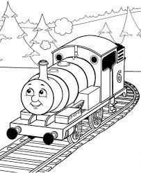 fascinating design of thomas coloring pages cartoon download
