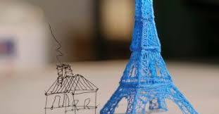 3doodler create 3d pen with this 3d printing pen lets you draw sculptures in midair