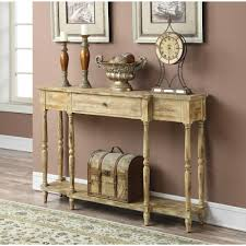 Kirklands Console Table Furniture Christine Ivory Console Table Baroque Florence With
