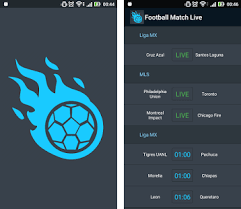apk live soccer live match apk version 1 1 2