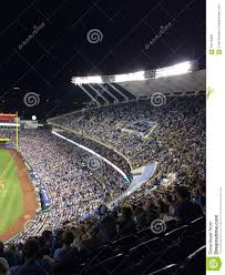 Kauffman Stadium Map Kauffman Stadium During A Night Game Editorial Photo Image 59148596