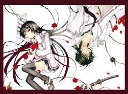 crimson crimson shell mochizuki jun zerochan anime image board