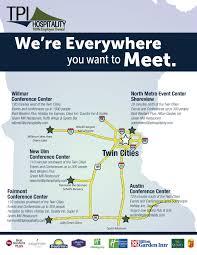 Map Of West Coast Of Florida Tpi Hospitality Locations Across Minnesota U0026 Florida