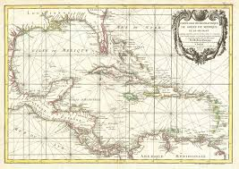 United States And Caribbean Map by File 1762 Zannoni Map Of Central America And The West Indies
