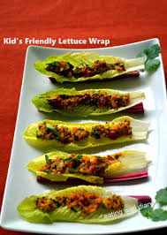 kid u0027s friendly lettuce wraps for diabetes friendly thursdays