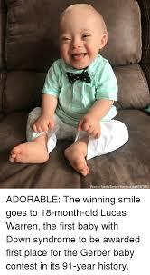 Winning Baby Meme - warren familygerberhandout via reuters adorable the winning smile