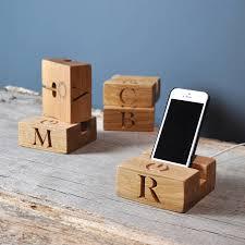 phone charging stand dock by the oak u0026 company