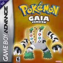 pokemon gaia rom hack download