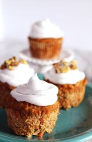 vegan carrot cake cupcakes beaming banana
