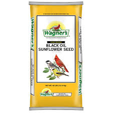 wagner u0027s 40 lb black oil sunflower seed 76029 the home depot
