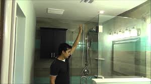L Shaped Shower Bath With Hinged Screen L Shape Shower Glass Door Youtube