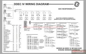 ddec ii wiring diagram diagrams wiring diagram schematic