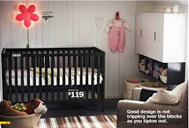 chambre bebe noir photo lit bebe noir