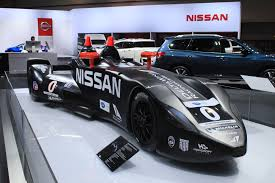 nissan race car nissan deltawing racer live photos 2012 los angeles auto show