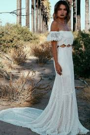bohemian wedding dresses crochet lace wedding dresses archives bohemian wedding dresses