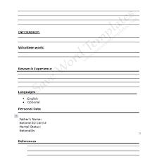 Resume Empty Format Write Me Phd Essay On Donald Trump Custom Dissertation Chapter