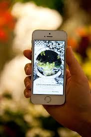 the new york botanical garden launches groundbreakers app