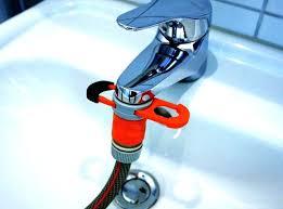 kitchen faucet adapters garden hose to kitchen faucet adapter avtoua info