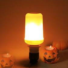 led flame effect fire light bulbs e27 e26 smd2835 2 modes led bulbs flame effect fire light bulbs