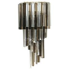 Glass Sconce Shade Replacement Sconce Clear Glass Vial Wall Sconce Clear Cloche Glass Sconce