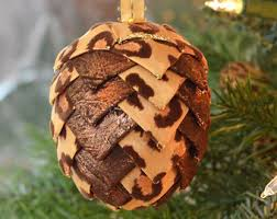 cheetah ornament etsy