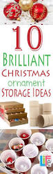 Christmas Decoration Storage Diy by 10 Tricks For Storing Your Entire Christmas Ornament Collection