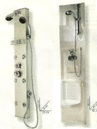 cabina doccia idromassaggio leroy merlin cabine con idromassaggio per una terapia giornaliera