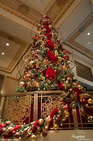 new york hotels deck their halls for oyster co uk