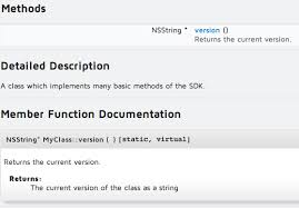doxygenlayout xml doxygen documents my objective c code as though it is c stack