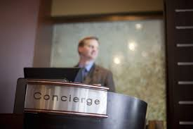 concierge resume sample concierge skills list and examples