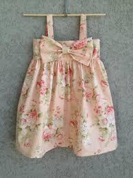 pink floral baby toddler dress 100 cotton 65 00 via etsy i
