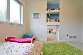 Interior Crawl Space Door Crawl Space Doors Kids Contemporary With Baseboards Bedroom Blue
