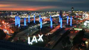 Map Of Los Angeles Airports Peak Holiday Travel Traffic In December Interactive Map Nbc