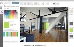 simulation peinture cuisine simulateur couleur pour associer couleur en decoration dintrieur