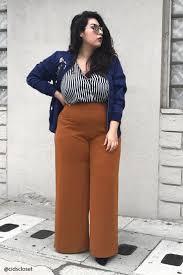 Plus Size Casual Work Clothes Best 10 Plus Size Palazzo Pants Ideas On Pinterest Petite