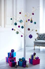6ft white twig tree 70 tesco living colour style