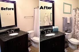 Bathroom Makeovers On A Budget Bathroom Apartment Bathroom Makeover Exquisite On Bathroom With