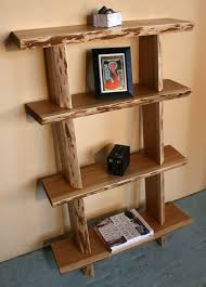 Wood Shelves Images by 22 Best Natural Live Edge Shelving Images On Pinterest Shelving
