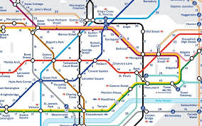 underground map tfl map transport for s new underground map