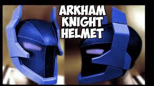 arkham knight helmet update how to diy youtube