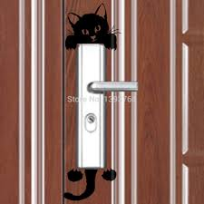 Decoration Cat Wall Decals Home by Diy Funny Cute Cat Dog Switch Stickers Wall Stickers Home