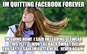 Quitting Meme - flips hair imgflip
