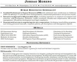 Human Resources Job Description Resume Hr Specialist Resume Sample Template Page 2 Top 8 Human Resource