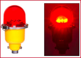 solar powered runway lights solar runway lights the best option faa l red obstruction light