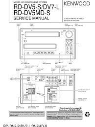 kenwood rddv 7 l service manual digital to analog converter